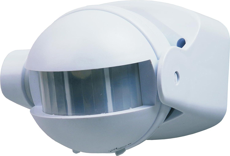 Smartwares 10.017.10 - Detector de Movimiento ES34, 180°, Uso ...