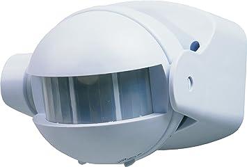 Smartwares 10.017.10 - Detector de Movimiento ES34, 180°,