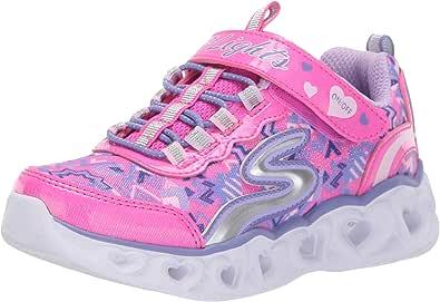 Skechers Australia Heart Lights Girls Training Shoe