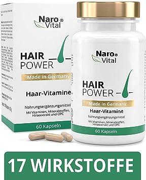 Haar Vitamine Für Gesunde Haare Haut Und Nägel Hochdosiert 725