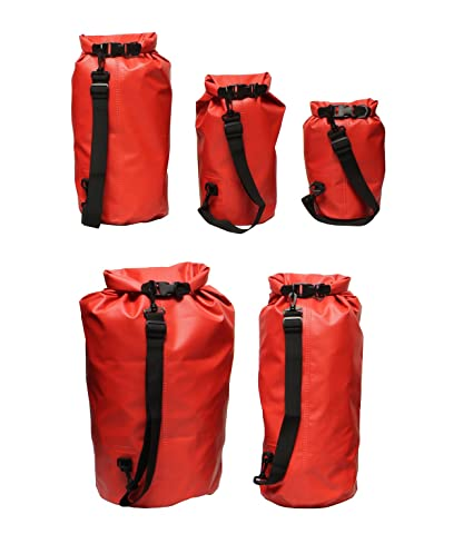 1171bdb6a850 Amazon.com  Waterproof Dry Bag Backpack in Red – Kayak