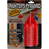 Painters Pyramid Stands 10/Pkg-Red