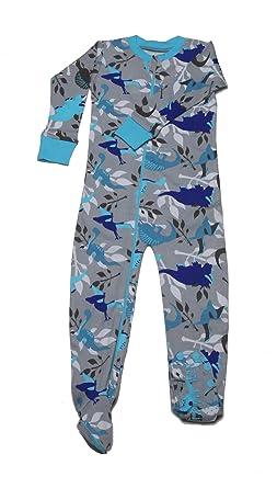 bbdab9015 Amazon.com  New Jammies Organic Cotton Footie Pajamas  Clothing