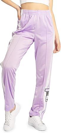 adidas Adibreak W Trainingshose Purple Gold: Amazon.de ...