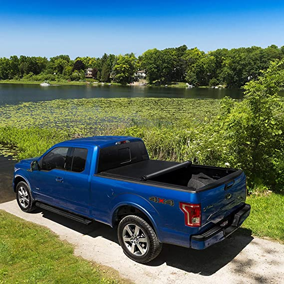 Amazon Com Truxedo Lo Pro Soft Roll Up Truck Bed Tonneau Cover 569601 Fits 08 16 Ford F 250 F 350 F 450 Super Duty 8 Bed Automotive