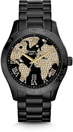 0a1c531ccb0e Image Unavailable. Image not available for. Color  Michael Kors Layton ...