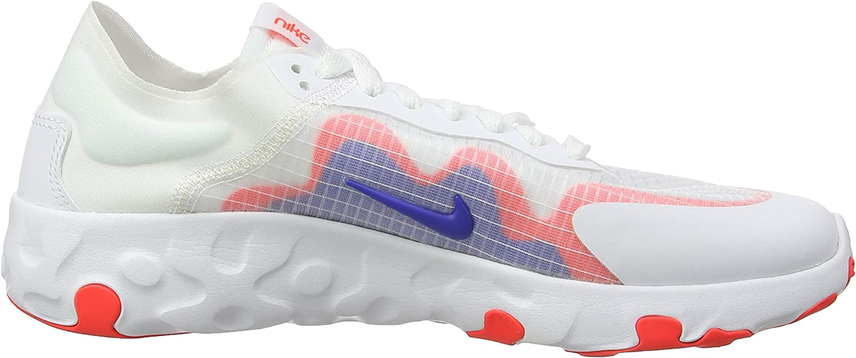 Nike Renew Lucent, Chaussures de Running Homme Blanc (White/Hyper Royal/Brt Rouge Crimson 101)