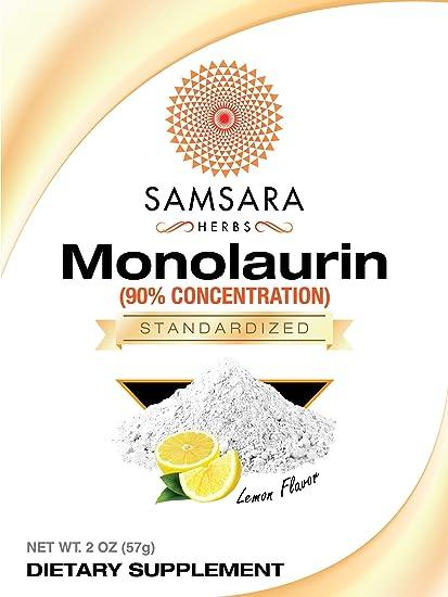 cura de monolaurina