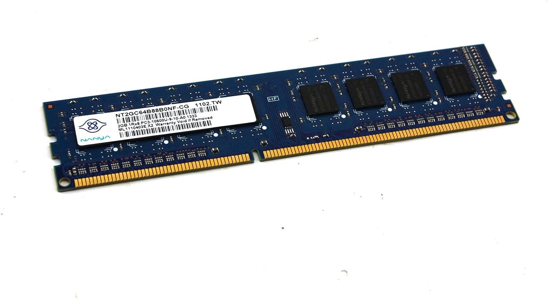 2x2GB PC3-10600U 1333Mhz DDR3 RAM Memory Hynix HMT325U6CFR8C-H9 4GB