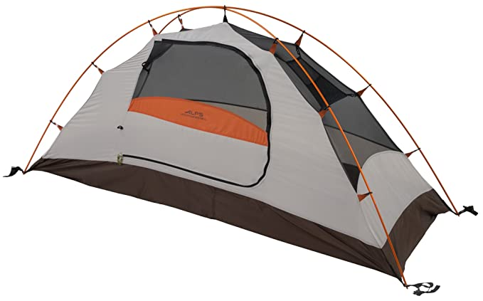 ALPS Mountaineering Lynx 1-Person Tent, Clay/Rust