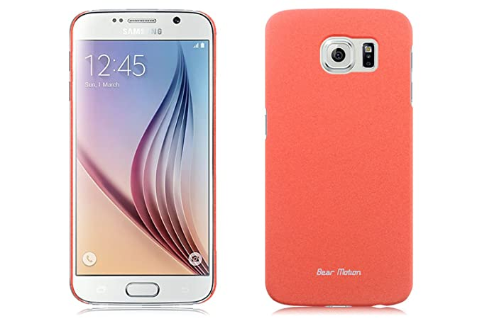 Amazon.com: Oso Motion para Galaxy S6 – PREMIUM – Carcasa ...