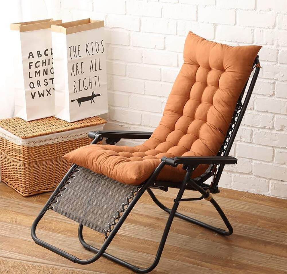 DADAO Rocking Chair Cushions Outdoor Chair Cushions, For The Office Chair - Can Help In Relieving Back Pain & Sciatica Pain -8cm Thick-S 40x110cm(16x43inch)