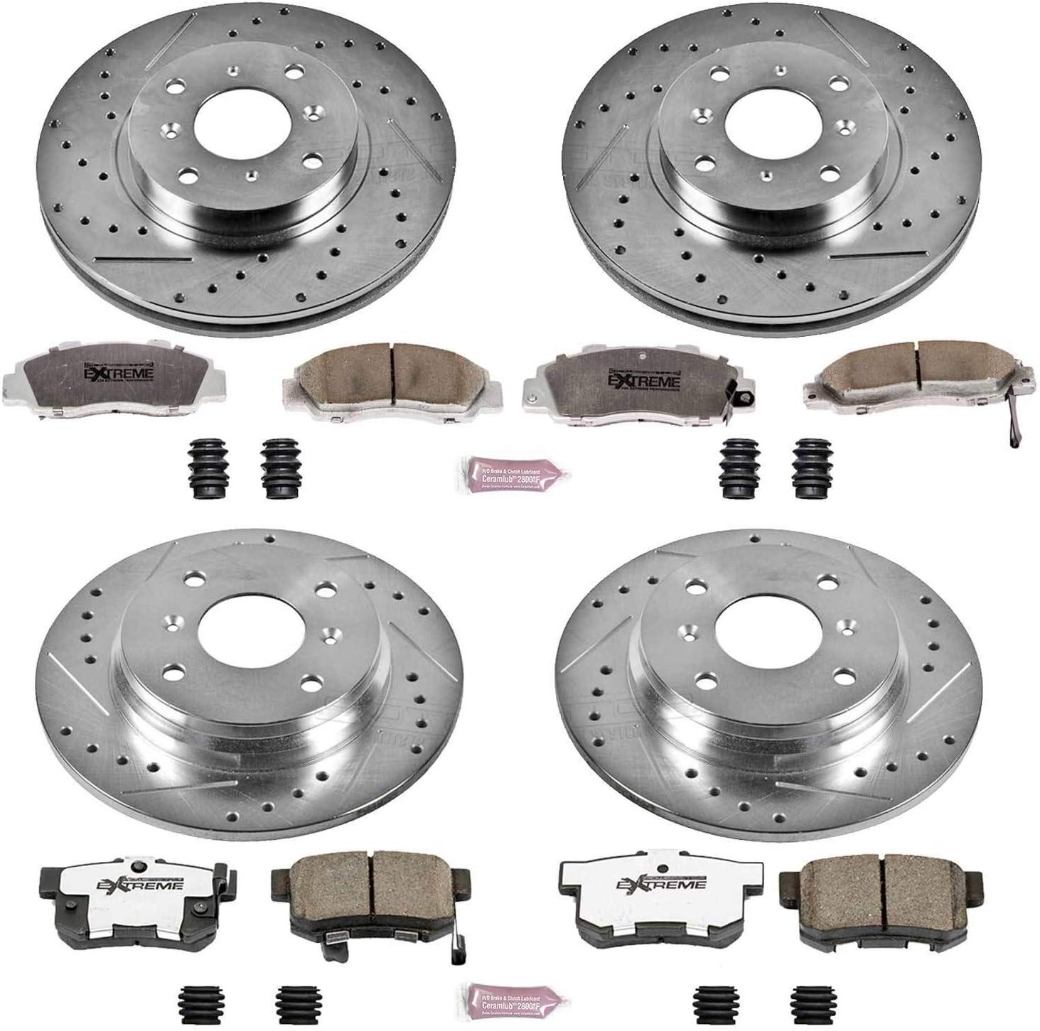 Power Stop K2440 High Performance Brake Upgrade Kit