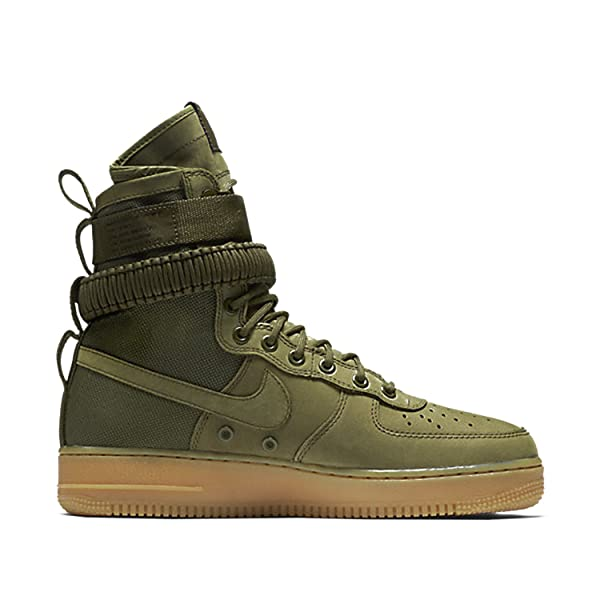 ace2a507b ... Amazon.com Phyllis Air Force 1 Faded Olive Suede Mens Shoes(Army Green) Nike  Air Force 1 High WB Older Kids ...