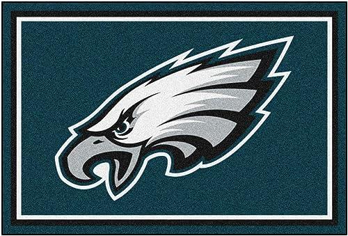 Fanmats Philadelphia Eagles 5×8 Rug