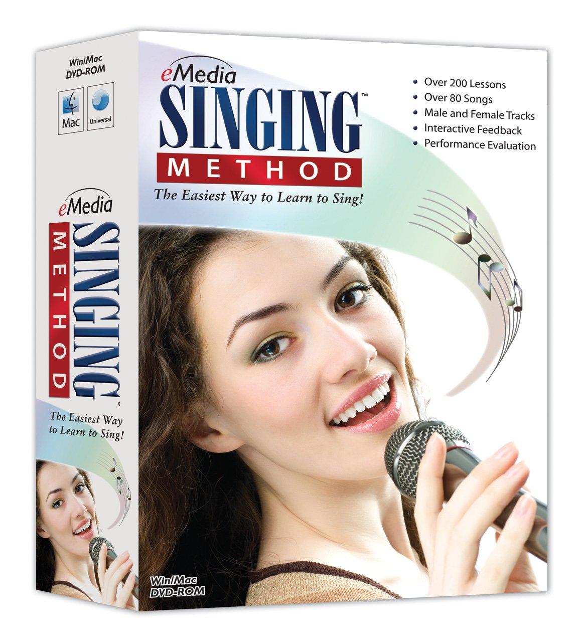 eMedia Singing Method ES02121