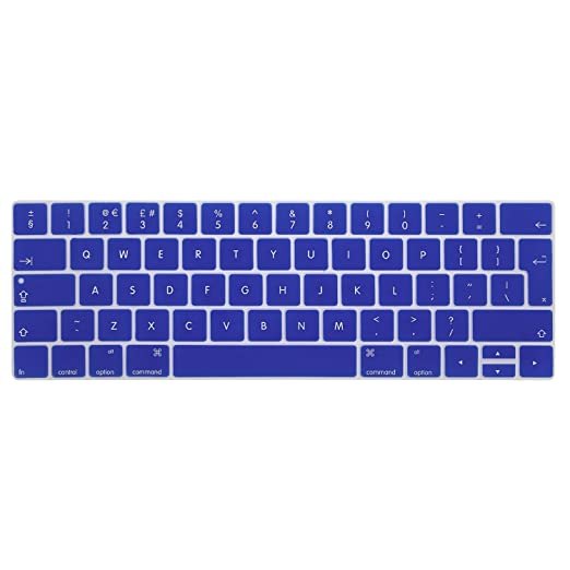 112 opinioni per i-Buy Silicone Keyboard Cover Film Sticker for Macbook New Pro 13&15 with Touch