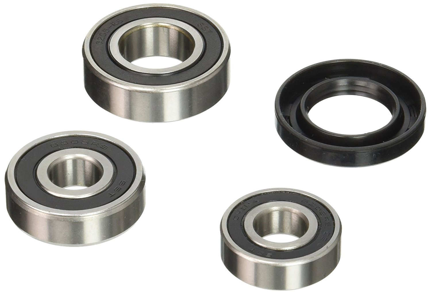 Suzuki GS550 All Models 1977-1986 Front Wheel Bearings And Seals
