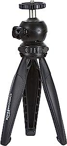 AmazonBasics Camera Mini Tripod (Renewed)