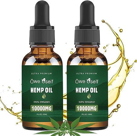 Owe Uself Hemp Oil