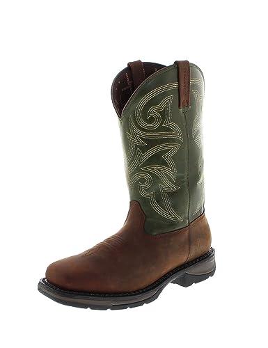 e2cbfc042e8 FB Fashion Boots Western Dwd039