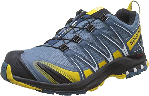 Zapato Trail Running Hombre SALOMON XA Pro 3D GTX