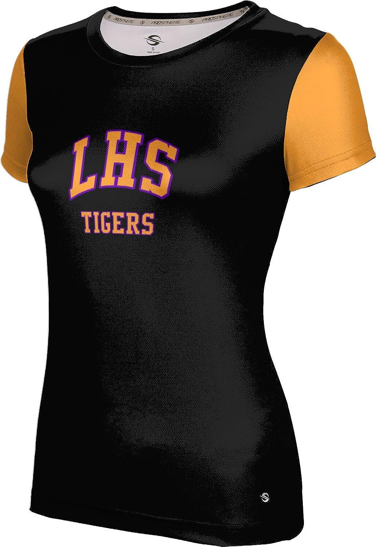 ProSphere Women's Logansport High School Crisscross Tech Tee