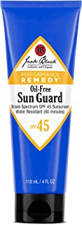 product image for Jack Black , Oil-Free Sun Guard SPF 45 Sunscreen, 4 Fl Oz