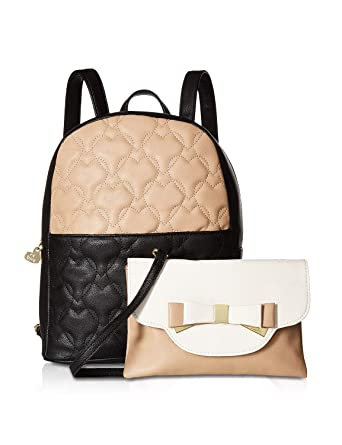 Amazon.com | Betsey Johnson Quilted with