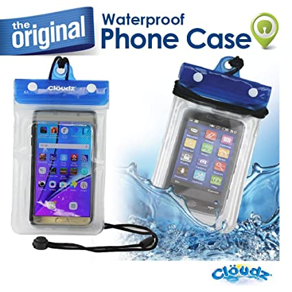 Clöudz Waterproof Cell Phone Case
