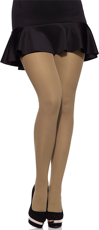 Merry Style Donna Microfibra Collant Plus Size MS 162 60 DEN