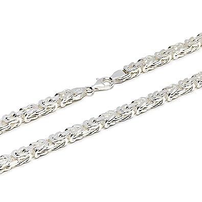 925 Silberkette  Königskette Silber 7mm und 60cm - KK-70-60  Amazon ... b0131c0c13