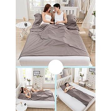 OOFAY LIGHT envolvente/Rectángulo salud viaje saco de dormir algodón portátil luz saco de dormir