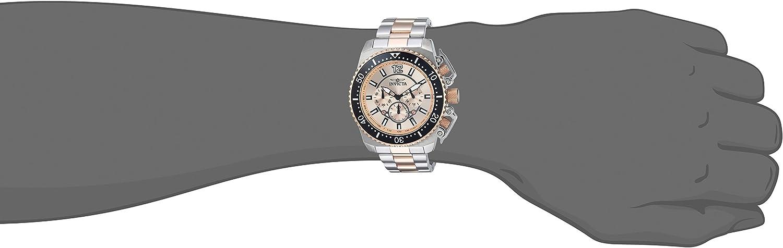 Invicta Men s Pro Diver Quartz Stainless Steel Casual Watch Model 21956