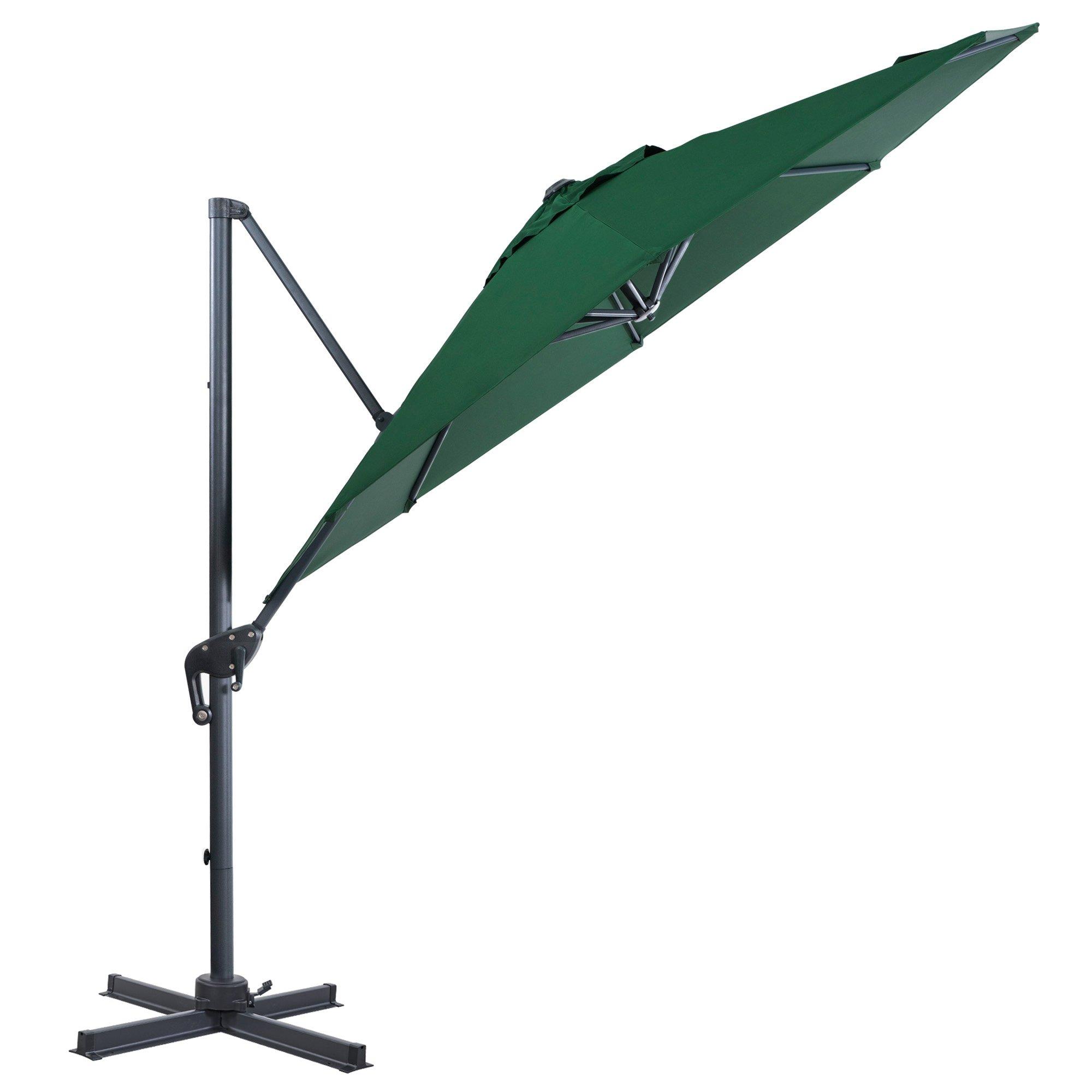 Furniture Hanging Umbrella 10 Patio Umbrella Outdoor
