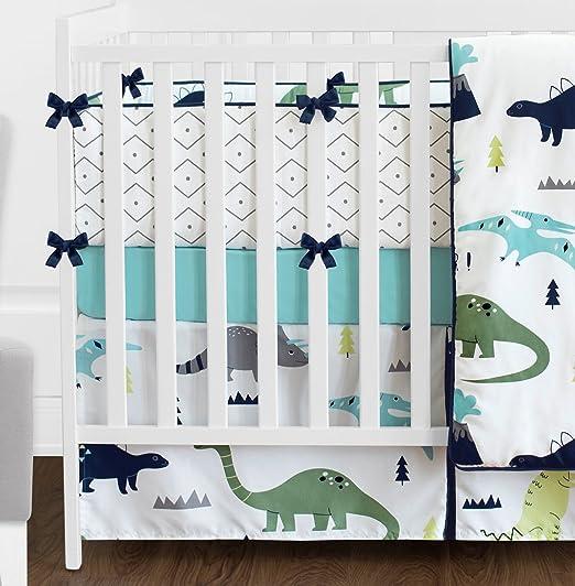 Sweet Jojo Designs Modern Dinosaur