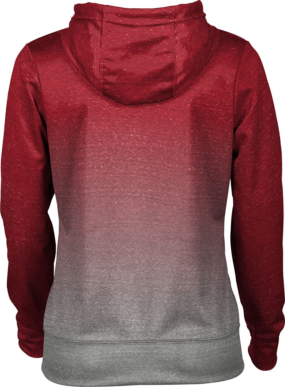 School Spirit Sweatshirt Ombre ProSphere University of Houston Girls Pullover Hoodie