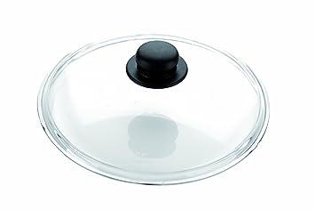 Tescoma Unicover - Tapa de cristal para sartenes y ollas (26 cm): Amazon.es: Hogar