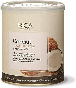 Rica coconut Liposoluble Wax 800ml