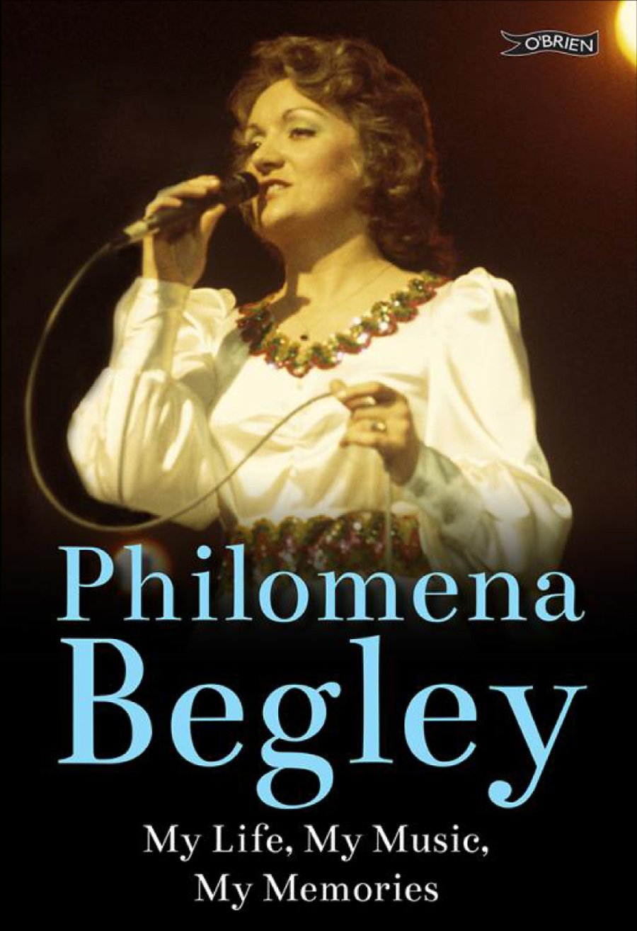 Philomena Begley: My Life, My Music, My Memories: Philomena Begley, Emma  Heatherington: 9781847179661: Amazon.com: Books