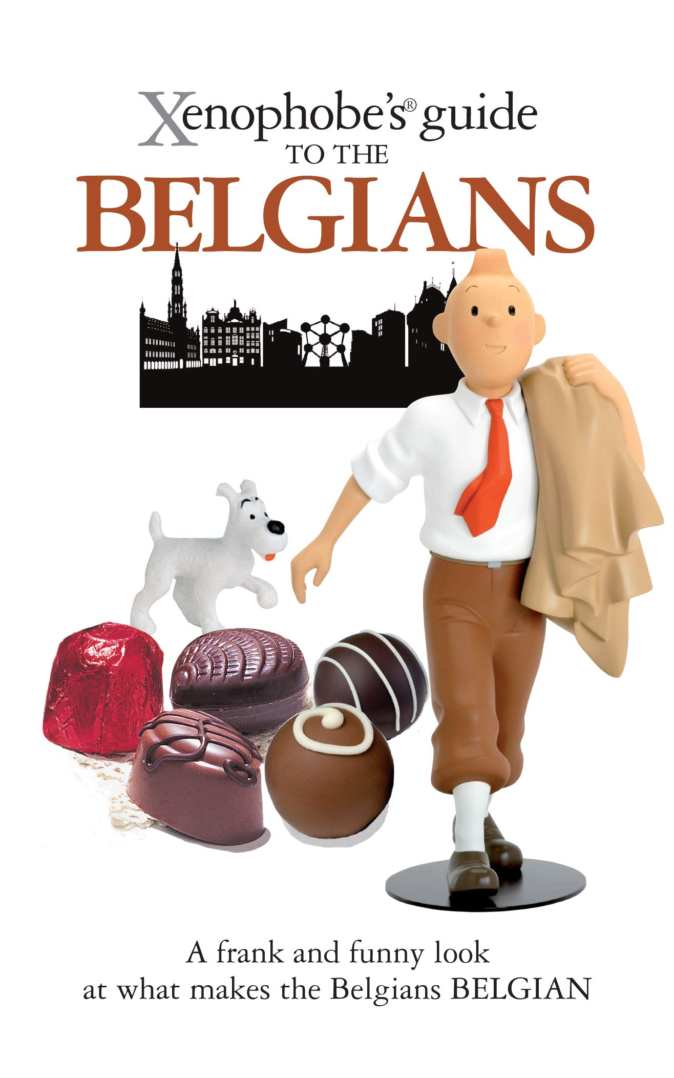 the xenophobes guide to the belgians