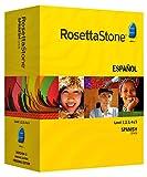 Rosetta Stone Version 3: Spanish (Spain) Level 1, 2, 3, 4 & 5 with Audio Companion (Mac/PC)
