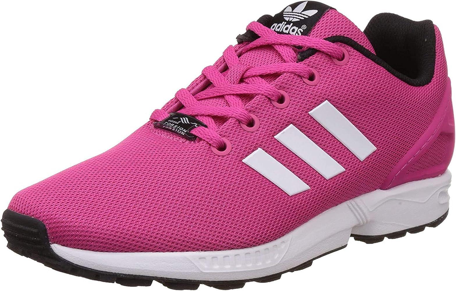 adidas zxflux rosa