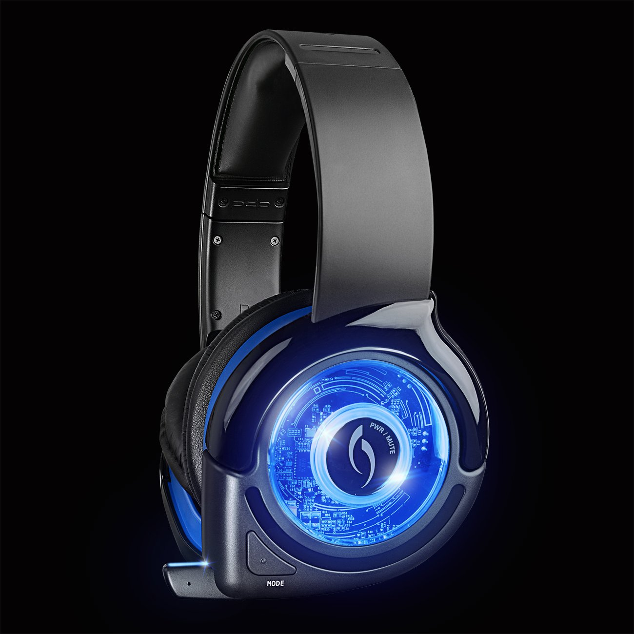 PDP - Auricular Afterglow Wireless, Color Azul (PS4): Amazon.es: Videojuegos