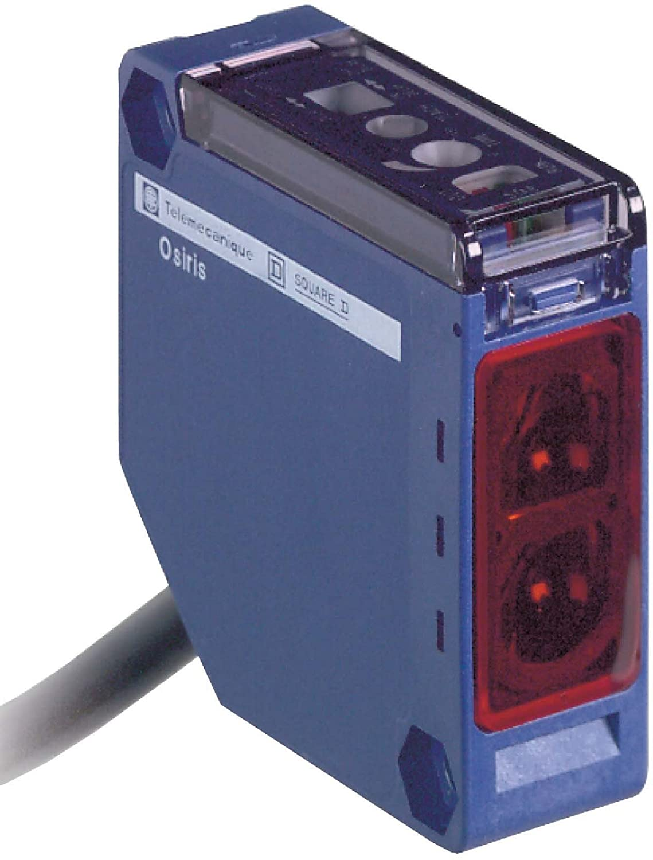 2m Schneider XUK5ARCNL2 XUK-Optoe Lichttaster Kabel Sensor 24-240 V AC//DC Sn 1m
