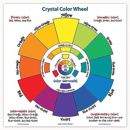 Prime Buy Crystal Productions Co Crp7230 Large Student Color Interior Design Ideas Tzicisoteloinfo