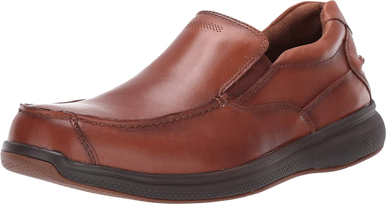 | Florsheim Work Men's Bayside Steel Toe Slip-On | Loafers & Slip-Ons