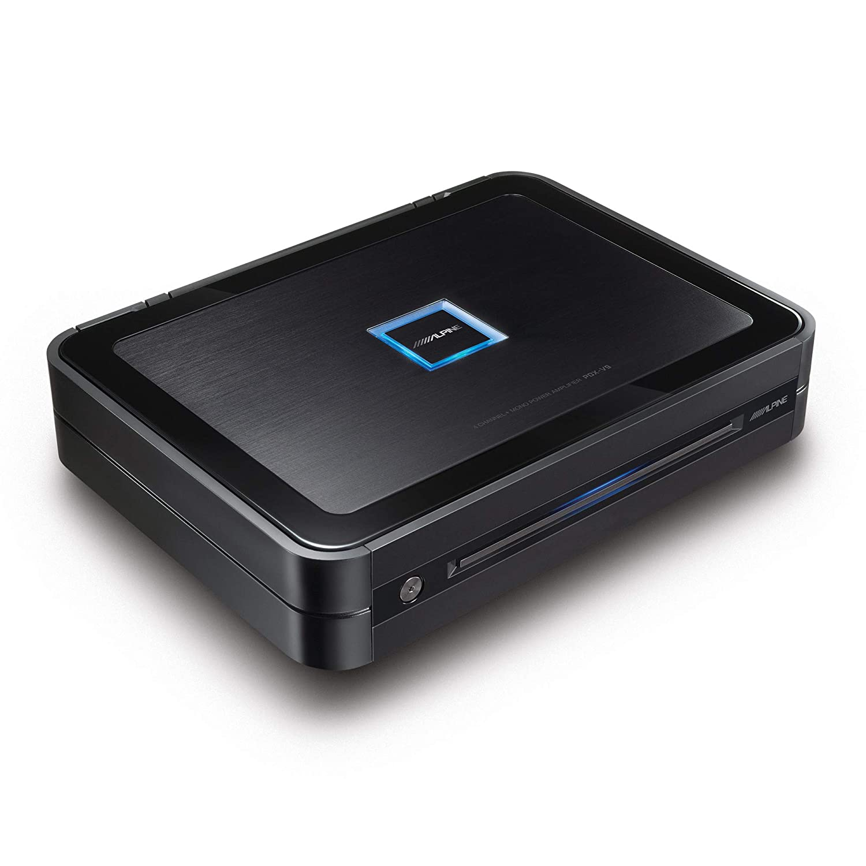 4-canales Alpine PDX-V9 Amplificador Digital Mono