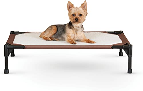 K H Manufacturing 25 by 32-Inch K H Self-Warming Pet Cot