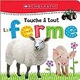 Apprendre avec Scholastic : Touche à tout : La ferme